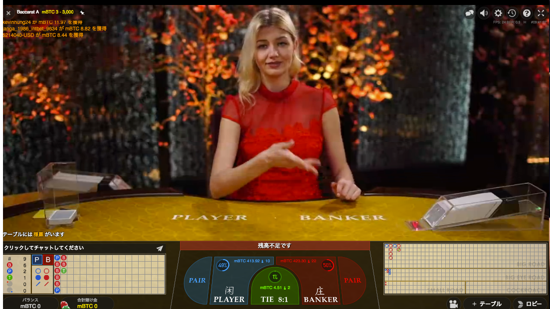 カジノ ビット